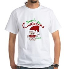 Santa Baby 1st Christmas 2013 Shirt