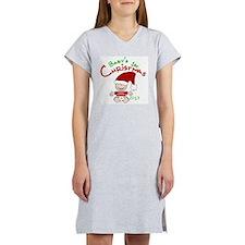 Santa Baby 1st Christmas 2013 Women's Nightshirt