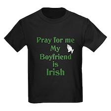 Pray for me My Boyfriend is I T