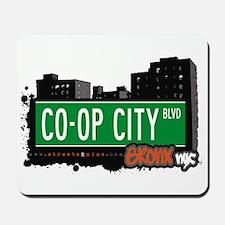 Co-Op City Blvd, Bronx, NYC  Mousepad