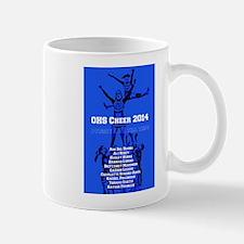 OHS Cheer 2014 Mugs