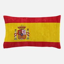 Spain flag Pillow Case
