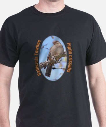 California Towhee T-Shirt