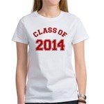 Class Of 2014 Red T-Shirt