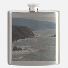 St Lawrence Bay Coast of Cape Breton Flask