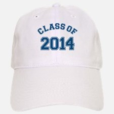 Class Of 2014 Blue Baseball Baseball Baseball Cap