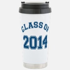 Class Of 2014 Blue Travel Mug