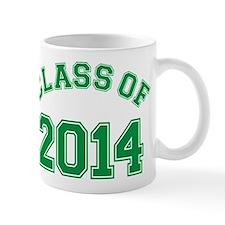 Class Of 2014 Green Mugs