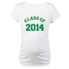 Class Of 2014 Green Shirt