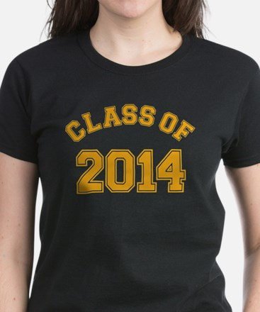 Class Of 2014 Yellow T-Shirt