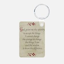 Serenity Prayer-Vintage Keychains
