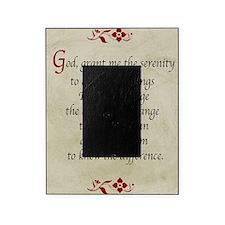Serenity Prayer-Vintage Picture Frame