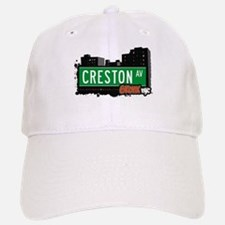 Creston Av, Bronx, NYC Baseball Baseball Cap