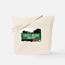 Cross Bronx Expwy, Bronx, NYC  Tote Bag