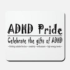 ADHD Pride mousepad