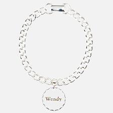 Wendy Bright Flowers Bracelet