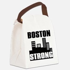 Boston Strong: Canvas Lunch Bag