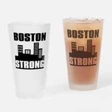 Boston Strong: Drinking Glass