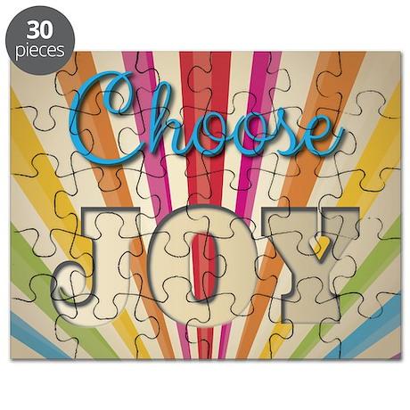Choose Joy Puzzle