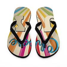 Choose Joy Flip Flops