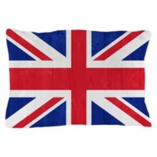 United Kingdom flag Pillow Case