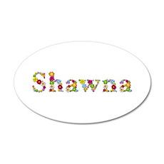 Shawna Bright Flowers Wall Decal
