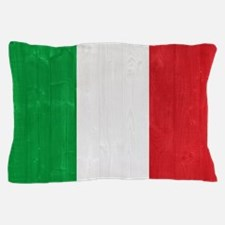 Italy flag Pillow Case