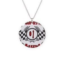 Racing1AUNT.png Necklace