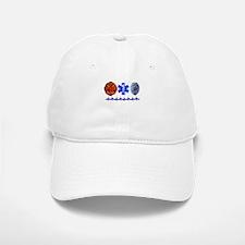 Superhero- Back Design Baseball Baseball Cap