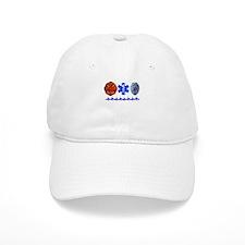 Superhero- Back Design Baseball Cap