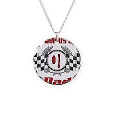 Racing1DAD.png Necklace