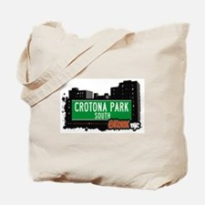 Crotona Park South, Bronx, NYC Tote Bag