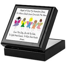 Childs Catholic Prayer Keepsake Box