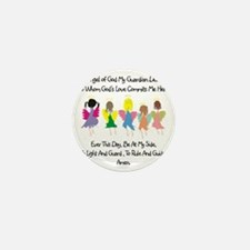 Childs Catholic Prayer Mini Button