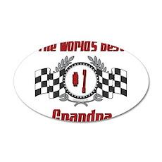 Racing1GRANDPA.png Wall Decal