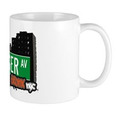 Cruger Av, Bronx, NYC Mug