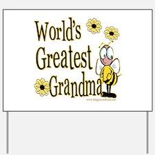 Beeworldsgreatestgrandma copy.png Yard Sign