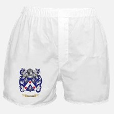 Tucker Family Crest (Coat of Arms) Boxer Shorts