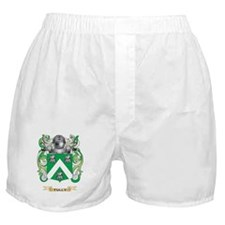 Tully Family Crest (Coat of Arms) Boxer Shorts