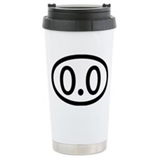 0.0 Sticker Travel Mug