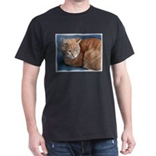 Unique Orange tabby cat T-Shirt