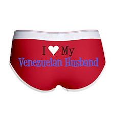I Love My Venezuelan Husband Women's Boy Brief