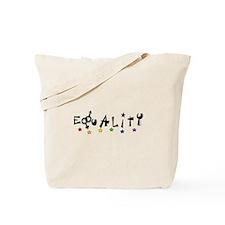 Equality 2 Tote Bag