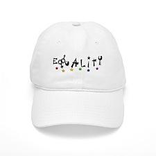 Equality 2 Baseball Cap