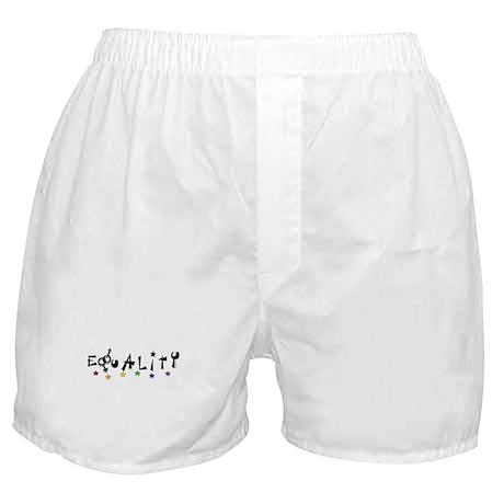 Equality 2 Boxer Shorts