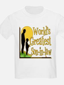 FishingGreatestsoninlaw copy.png T-Shirt