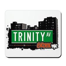Trinity Av, Bronx, NYC Mousepad