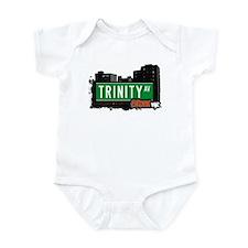 Trinity Av, Bronx, NYC Infant Bodysuit