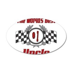Racing1UNCLE.png Wall Decal