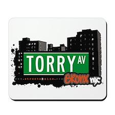 Torry Av, Bronx, NYC Mousepad
